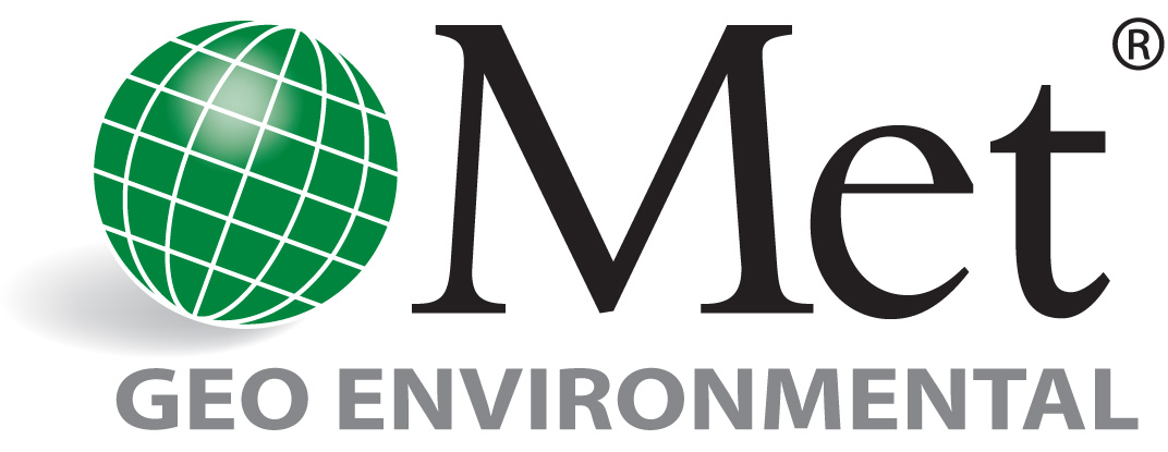 met geo environmental logo spot