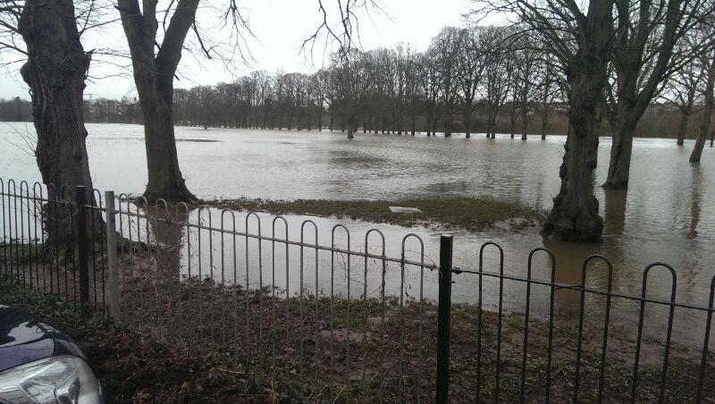 TSA Statement on UK Flooding