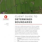 TSA Client Guide - Determined Boundaries_Issue 2_HR 1