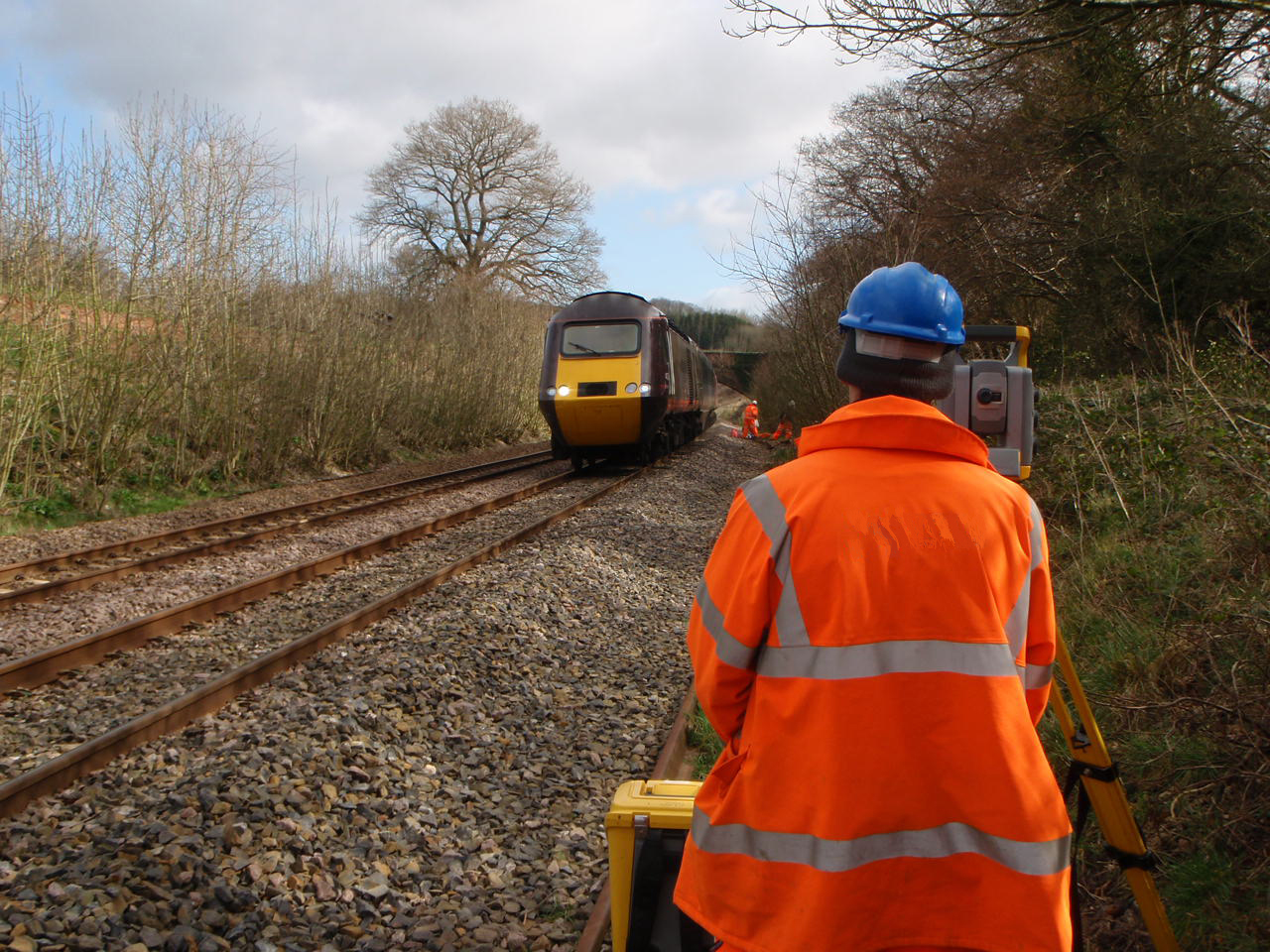 TSA releases new Railway Surveys Guidance Note
