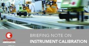 TSA Briefing Note - Instrument Calibration_Issue 1_HR 1