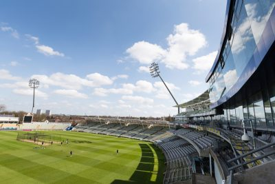 TSA Members enjoy an AGM Powerplay at Edgbaston Cricket Ground