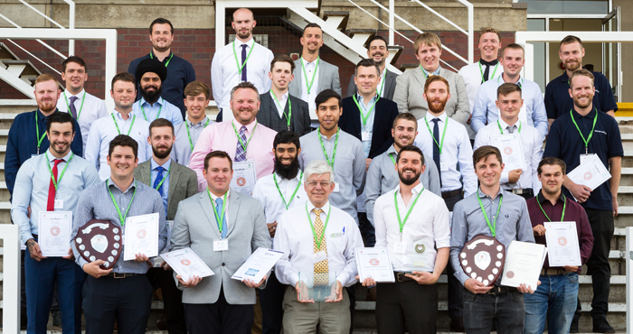 The Survey School's 2018 graduates take home the prizes