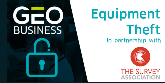 Update on Equipment Theft at GEO Business 2019